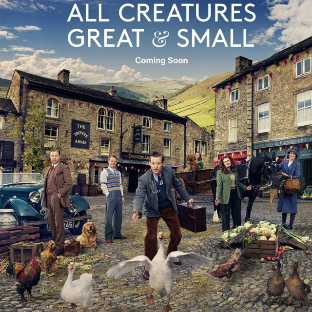 All Creatures Great and Small 2020 Gr10