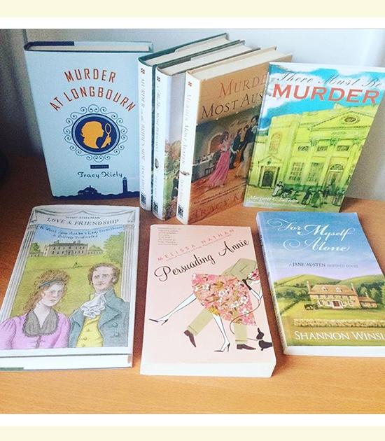 La collection d'une Jane Austen addict (qui n'essaie même pas de se soigner ...) Img_7610