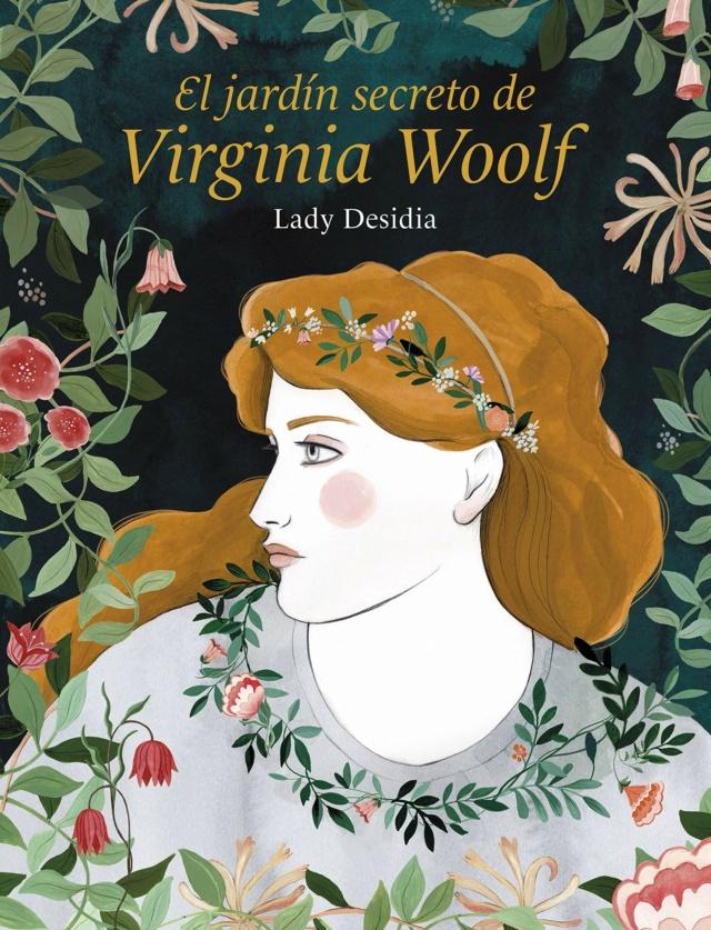 Le Jardin secret de Virginia Woolf de Lady Desidia Jardin11