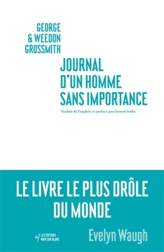 Journal d'un homme sans importance (The Diary of a Nobody) de George & Weedon Grossmith Jou11