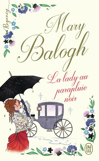 La lady au parapluie noir de Mary Balogh Lady10