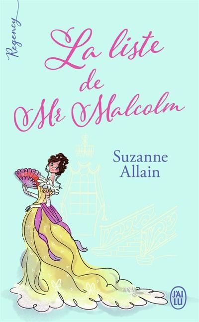 La liste de Mr Malcom de Suzanne Allain Liste10