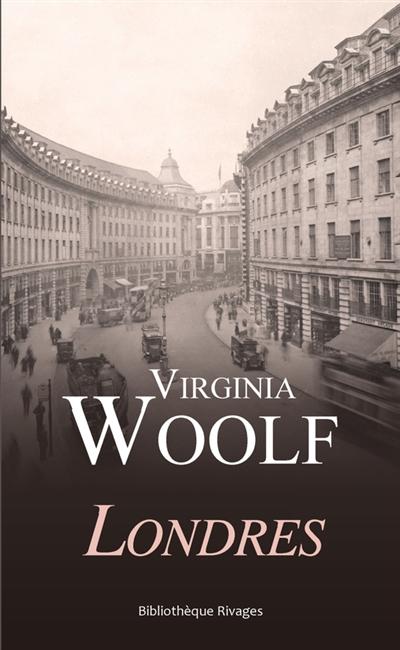 Londres de Virginia Woolf Londre10
