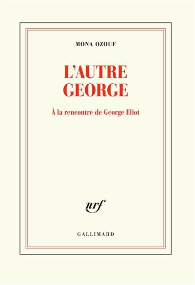 L'autre George de Mona Ozouf Ozouf10