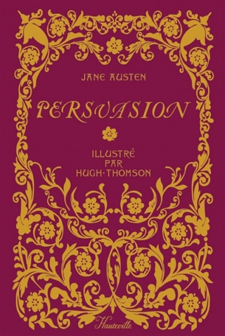 Persuasion - édition collector Milady Persua10