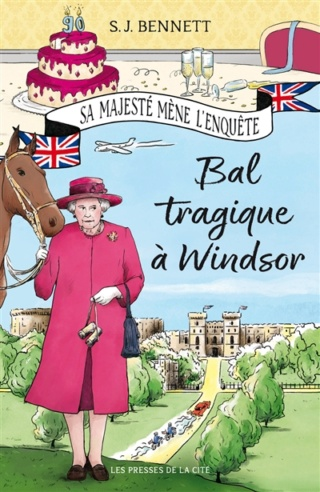 The Windsor Knot (Bal tragique à Windsor) de SJ Bennett Queen10