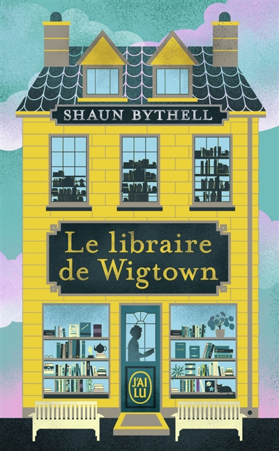The Diary of a Bookseller de Shaun Bythell Shaun10
