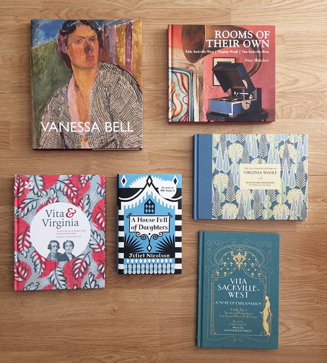 Du côté de Bloomsbury :  ma collection autour de Virginia Woolf et de ses proches Wfdd10