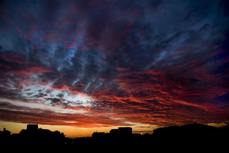 FIL ROUGE : Le ciel et les nuages  - Page 3 Nostro10