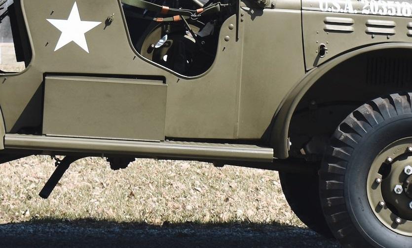 [AFV Club 1/35 - Dodge WC57 Patton Dodge-10