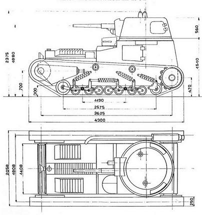 Leichttraktor [ICM 1/35] Krupp10