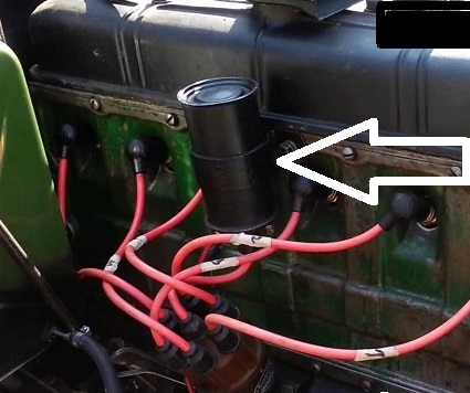 Projet commun - Opel Blitz Omnibus Kommanderwagen - Ironside - 1/35 - Page 4 Moteur26