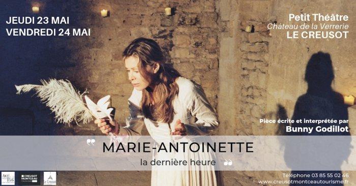 """Marie-Antoinette"" de et avec Bunny Godillot 56037_10"