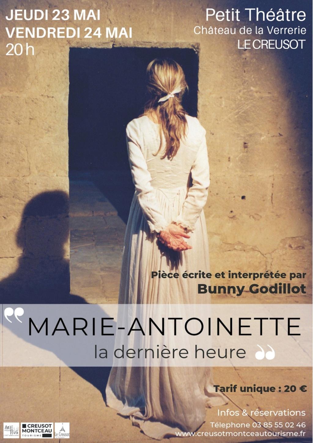 """""""Marie-Antoinette"""" de et avec Bunny Godillot Le-cre10"""