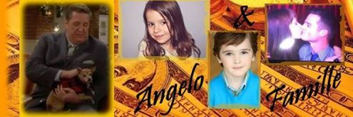 Angelina & Kevin love for ever 16406710