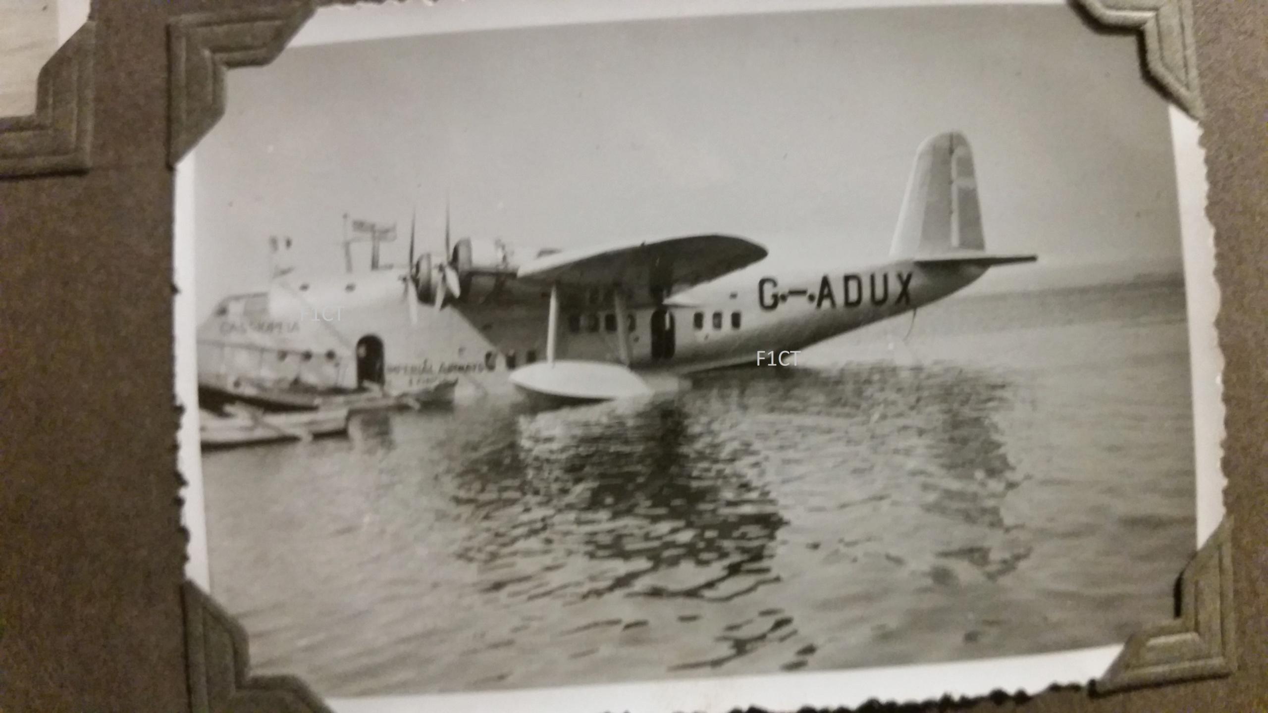 Superbe album aviation d'un LTN de réserve, immédiat avant guerre  20210162