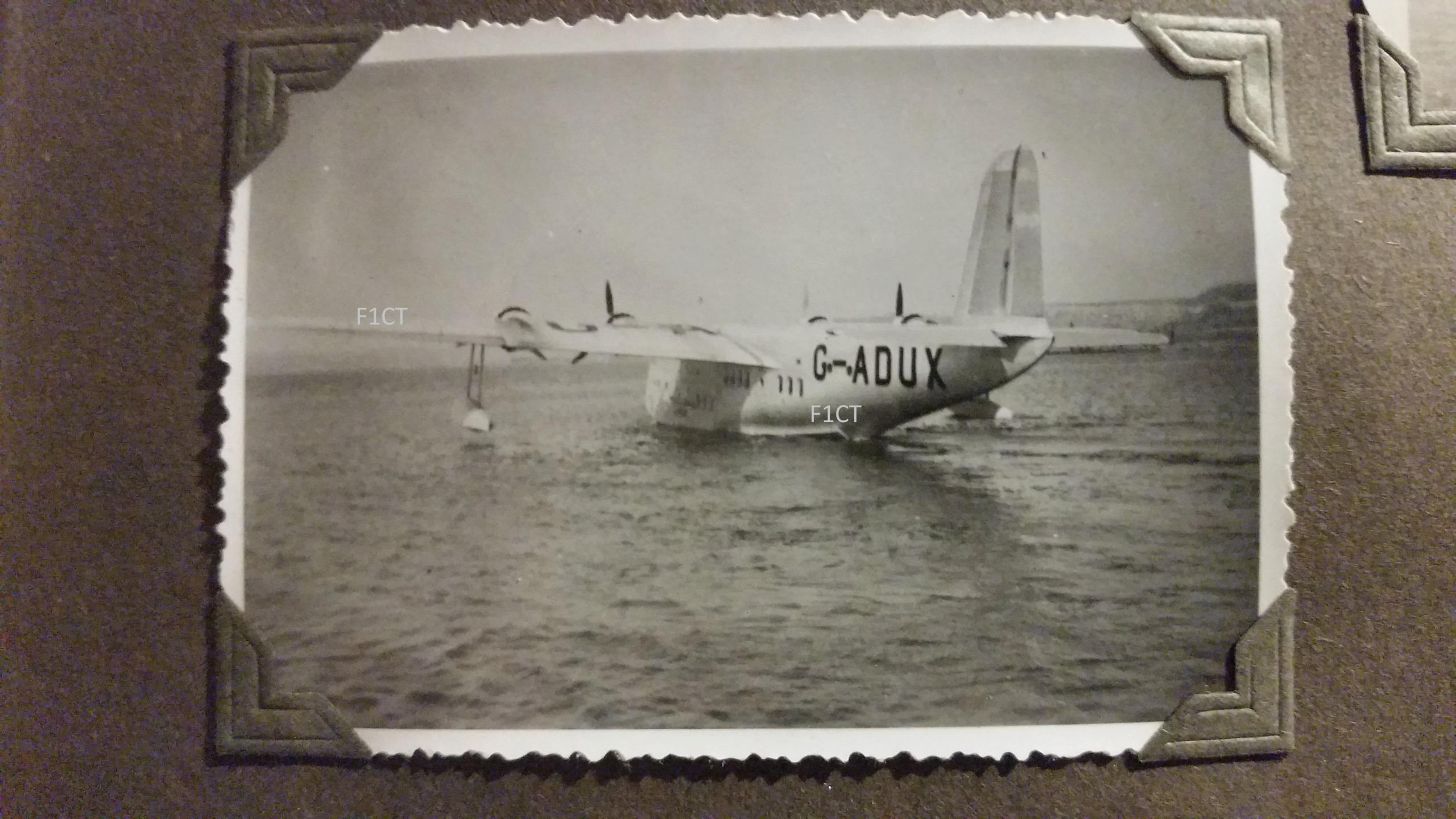 Superbe album aviation d'un LTN de réserve, immédiat avant guerre  20210164
