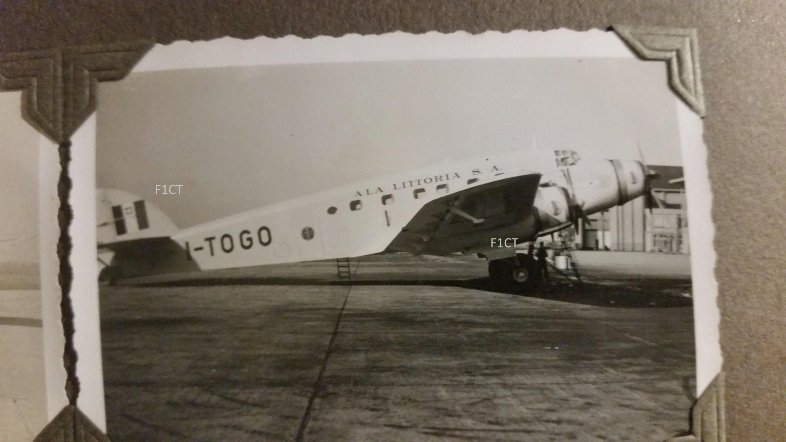 Superbe album aviation d'un LTN de réserve, immédiat avant guerre  20210177