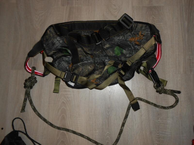 tree saddle Aero Hunter Dscn4713