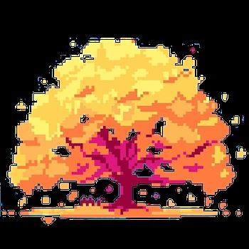 • [Solution] - Feuilles d'automne • Arbre13