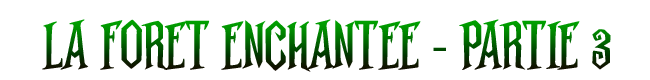 • [Solution] - La sorcière au bois dormant • Foretp10