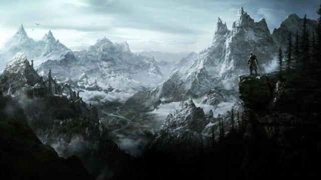The Elder Scrolls V : Skyrim ! Kgj2k412