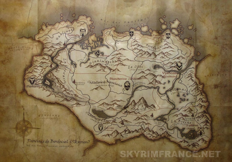 The Elder Scrolls V : Skyrim ! Skyrim12