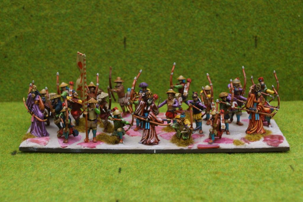 Qui osera stopper la progression d'une armée de samouraïs qui ravage les terres du milieu ? Dsc07514