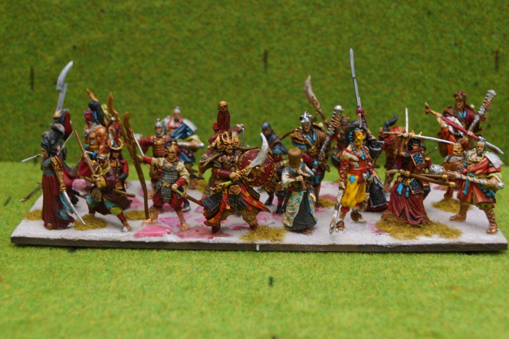Qui osera stopper la progression d'une armée de samouraïs qui ravage les terres du milieu ? Dsc07515