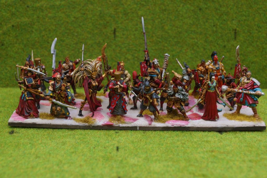 Qui osera stopper la progression d'une armée de samouraïs qui ravage les terres du milieu ? Dsc07516