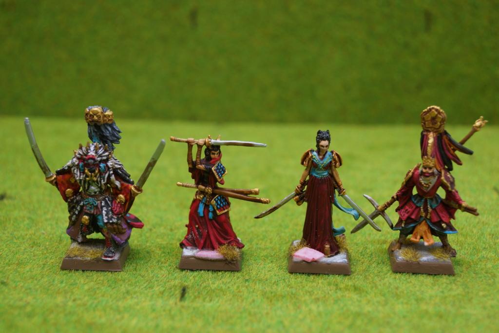 Qui osera stopper la progression d'une armée de samouraïs qui ravage les terres du milieu ? Dsc07518