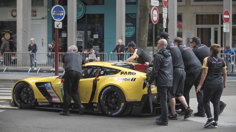 Le Mans 2019 Pesage10