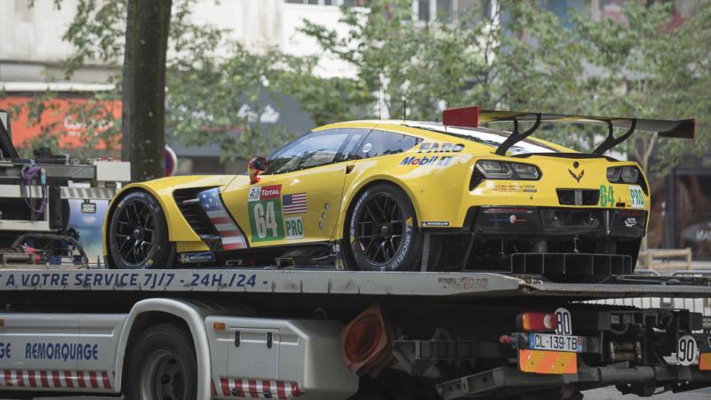 Le Mans 2019 Pesage11