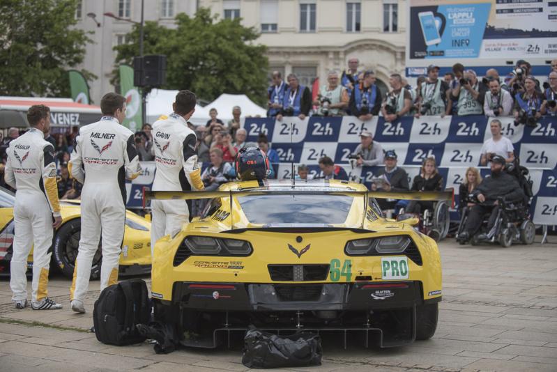 Le Mans 2019 Pesage12