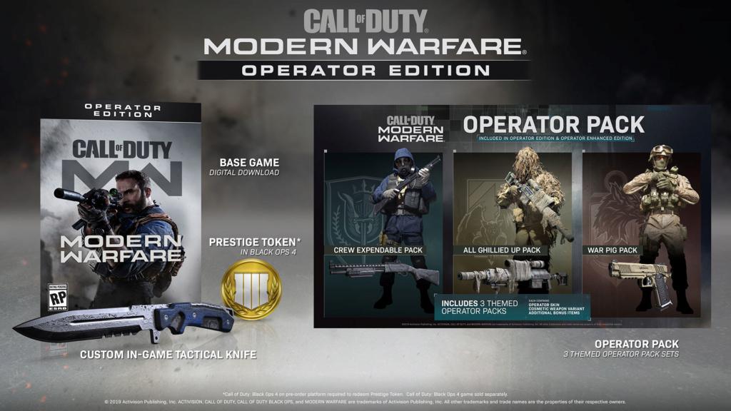 Le Call of Duty de 2019 est en cours de développement par Infinity Ward Mw-op-10