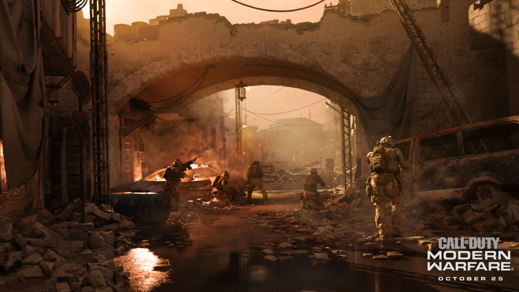 ANNONCE: CALL OF DUTY®: MODERN WARFARE® SUR PC PREND EN CHARGE LE RAYTRACING Mw_rev11