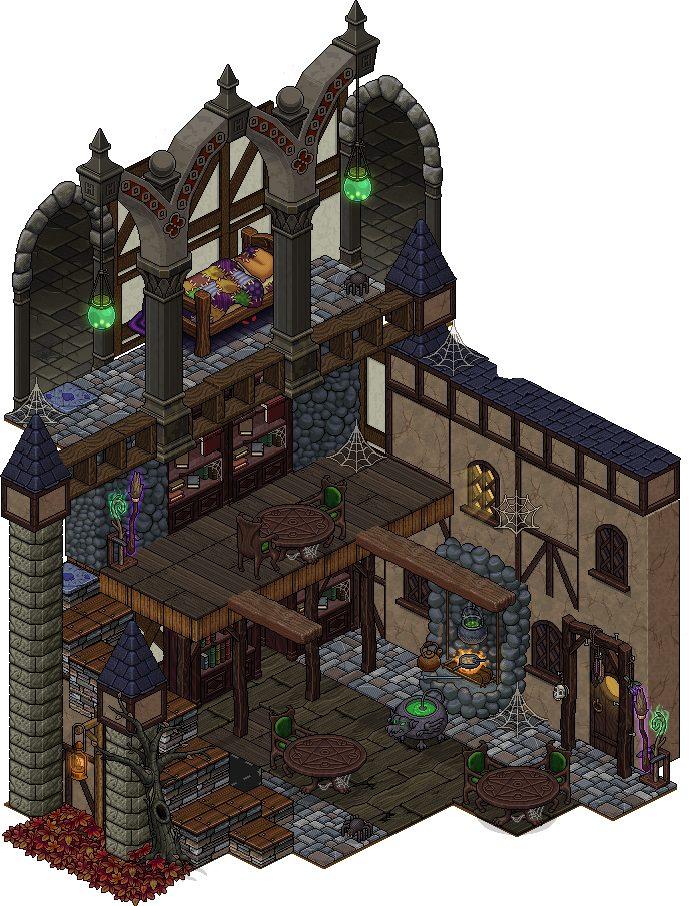 [ALL] Inserito affare stanza Witch Academy in catalogo su Habbo! Affare10