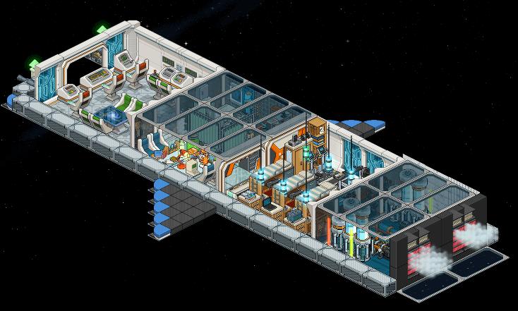 [ALL] Reinserita Astronave Gigante con 4 distintivi nuovi! Image17