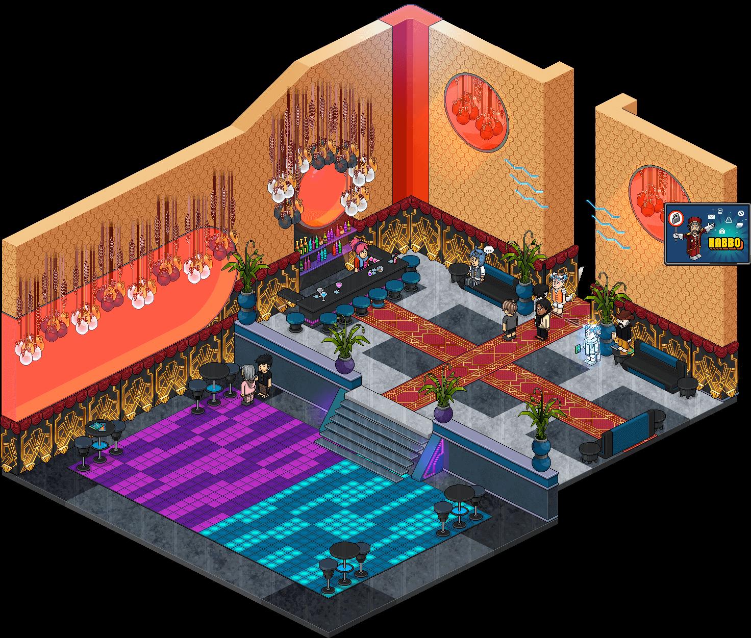 Club Nux ridisegnato per i 20 anni di Habbo Jrn4qg10