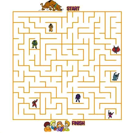 [IT] Competizione forum Scooby-Doo: Labirinto #5 - Pagina 5 Labiri10