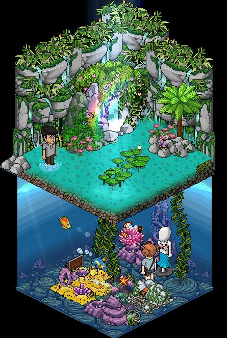 [ALL] Reinserito affare stanza Laguna della Sirene su Habbo Laguna10
