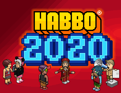 Prima interfaccia utente Habbo 2020 (versione desktop) Lpromo11