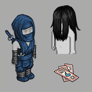 Sketches e design blog Habboween 2021 Outfit10