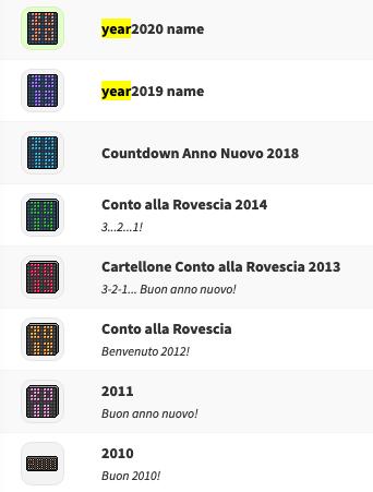 [ALL] Furni Capodanno 2020 e scatola Gilet anno nuovo Sche1103