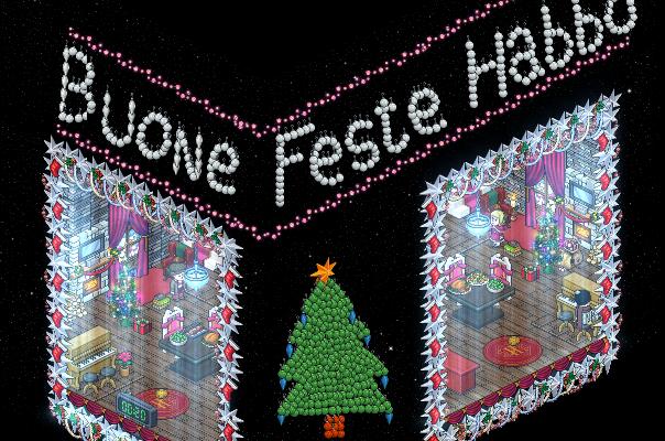 [IT] Natale 2019 su Habbo.it | Gioco Trova le Differenze #1 Sche1117