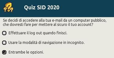 [ALL] Quiz SID 2020: Guru della Sicurezza su Internet - Pagina 4 Sche1397