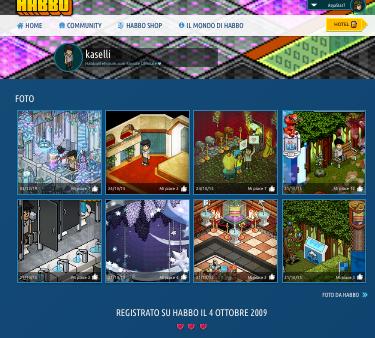 Profili nascosti non più visibili all'interno del client su Habbo Sche2299