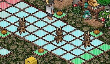 Gioco Bunny Village | Carrello delle Uova #5 Sche2992