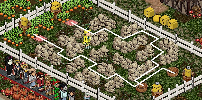 Gioco Bunny Village | Sacchetto di Carote #2 Sche2999