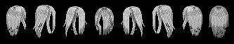 Indumenti ninja, guance di bambola, fascia e capelli da fantasma - Pagina 2 Sche3148
